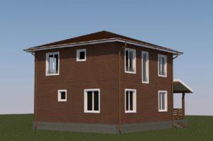 Работы завершены по проекту в Истринском районе Московской области.